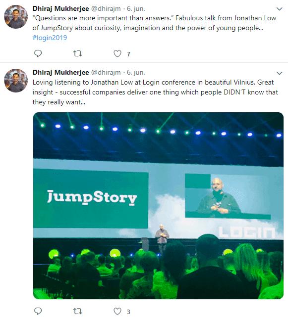 Dhiraj Mukherjee tweets