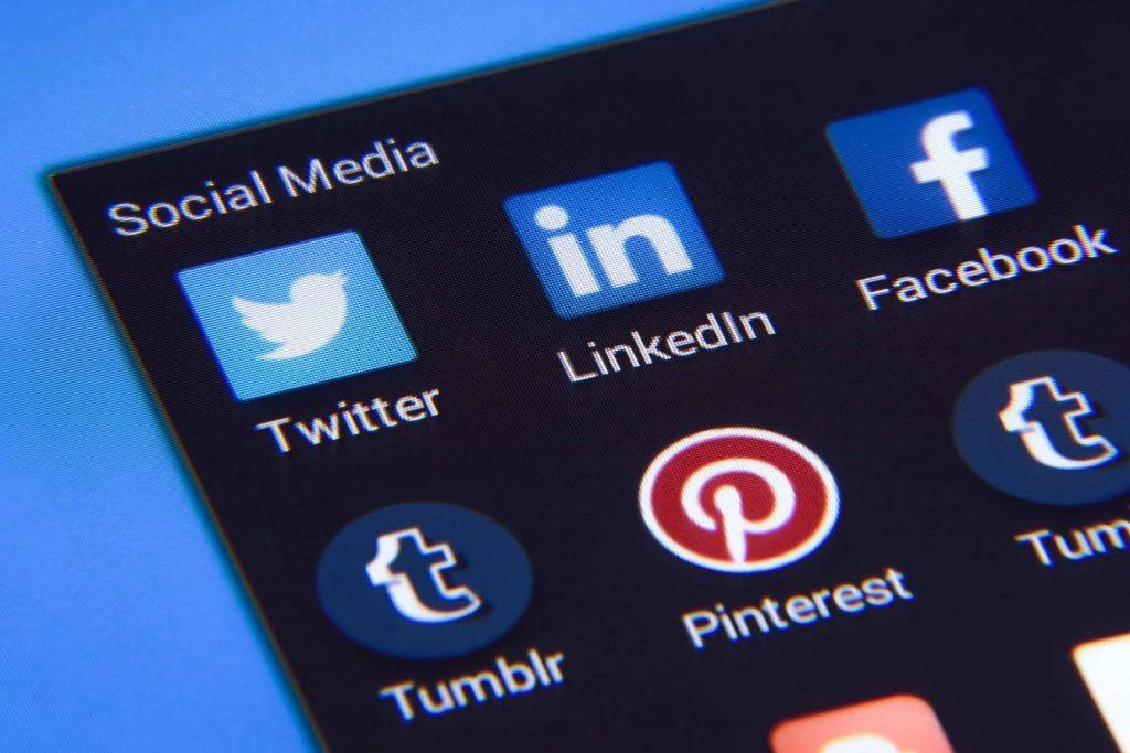 social media examples