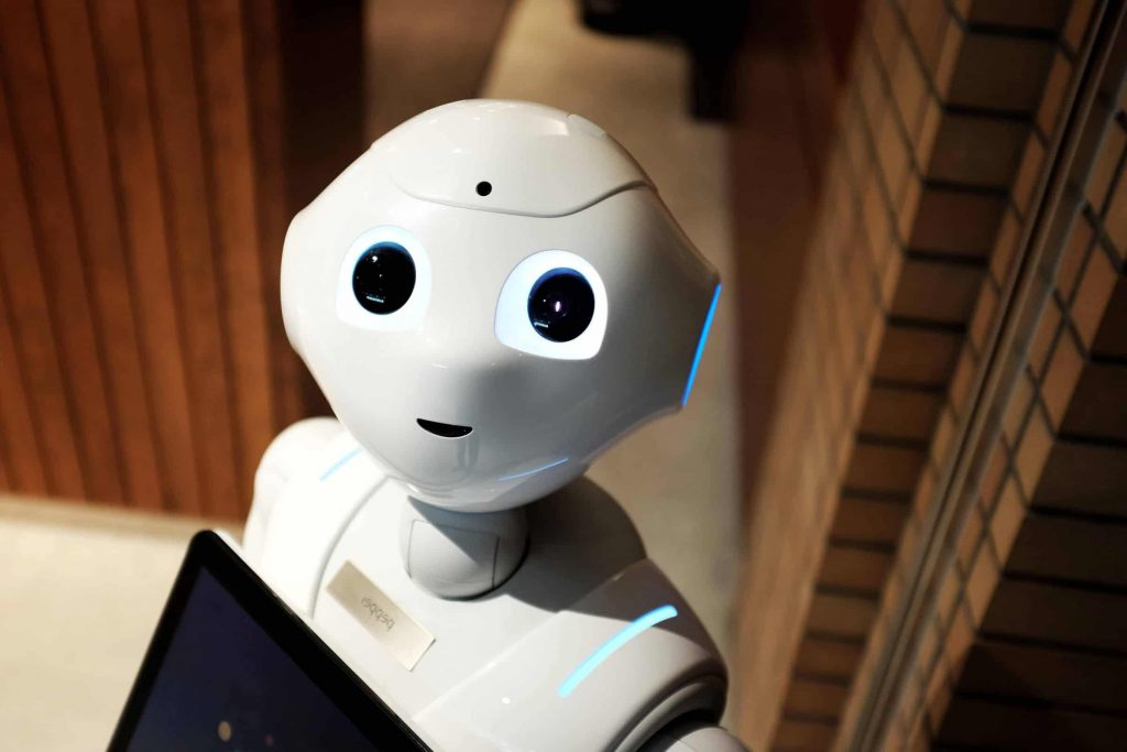 chatbot, robot example