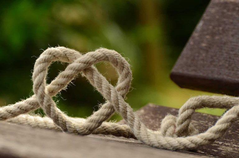 rope, connection