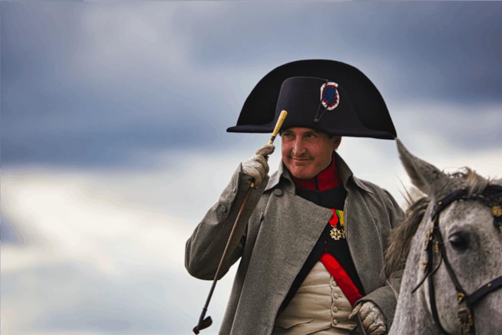 Napoleon imitation,  jumpstory