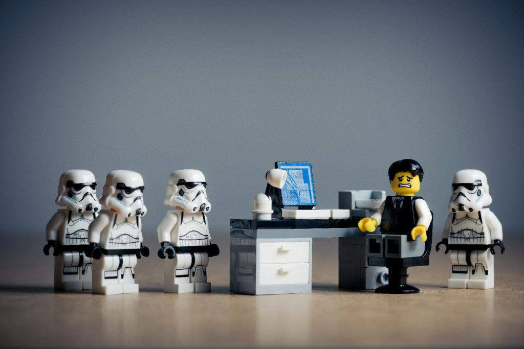 lego characters from star wars