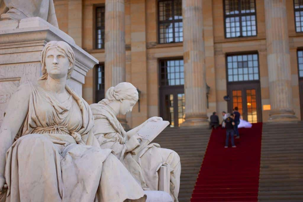 court sculptures
