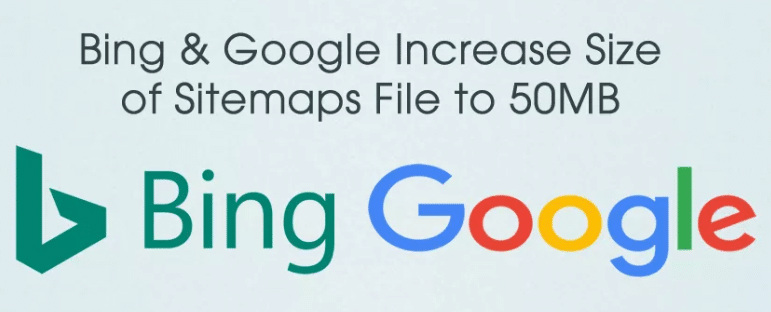 Bing and google sitemaps
