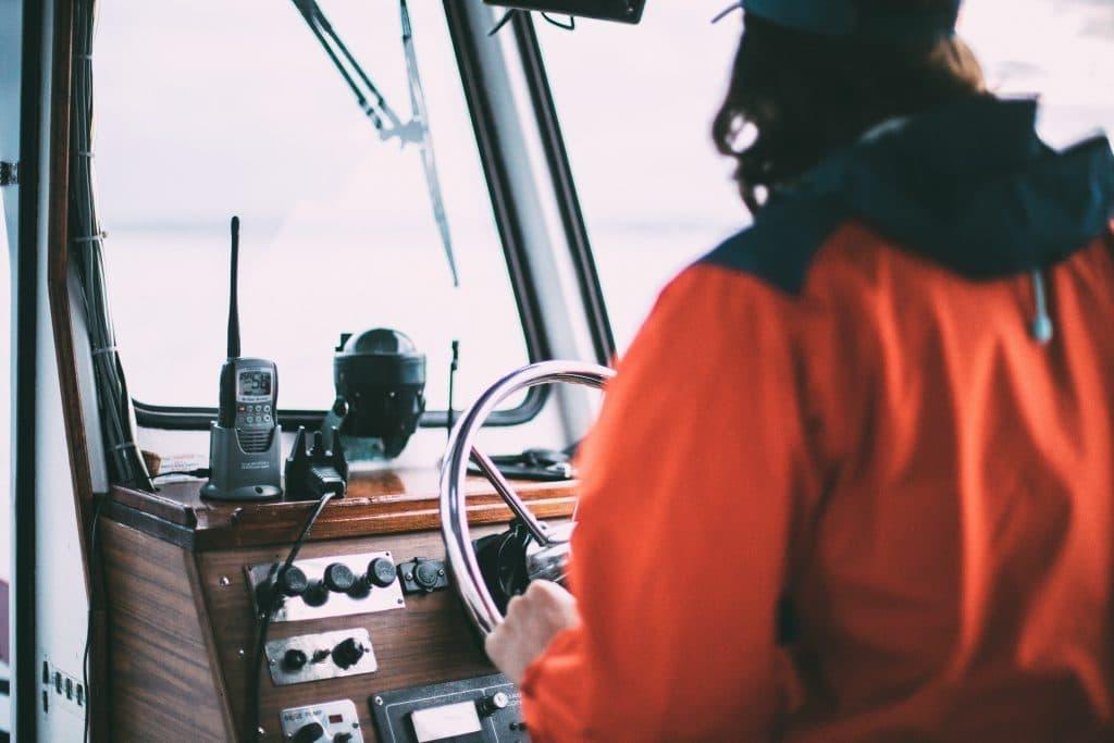 Ship captain